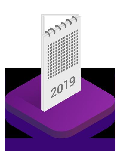 Kalendár nástenný