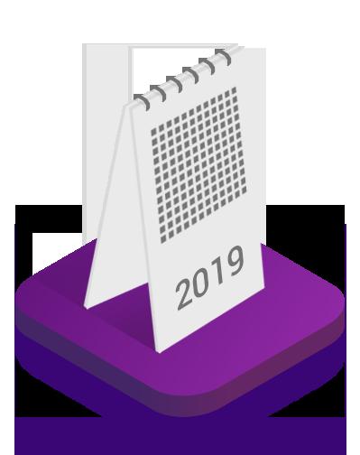 Kalendár stolový