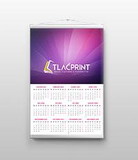 Kalendár plagátový